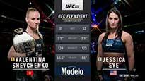 UFC 3 - Бой Валентина Шевченко против Джессика Ай Лучший нокаут года!